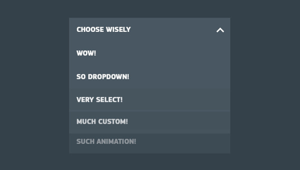 20 CSS Select Boxes Collection  - freefrontend   ello
