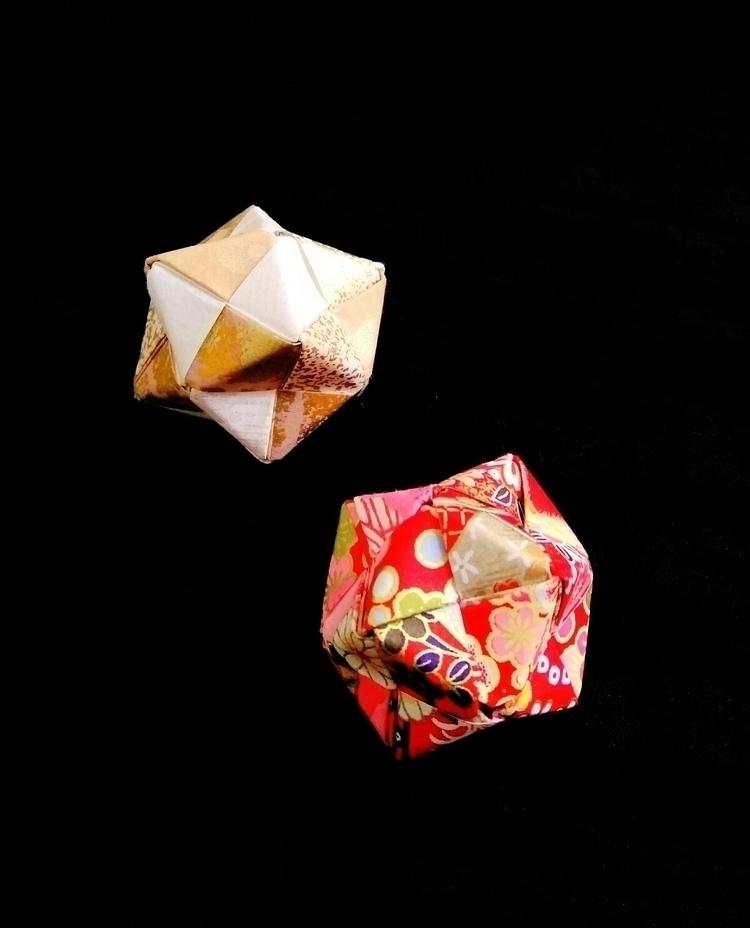 origamitime, japonerias, yuzenpaper - japonerias | ello