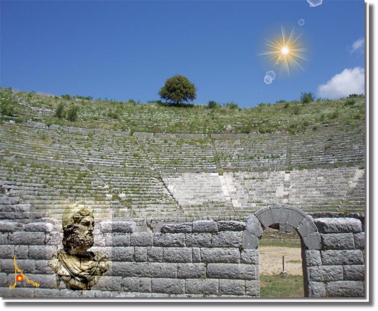 Odysseus, Dodoni, Epirus - parea | ello