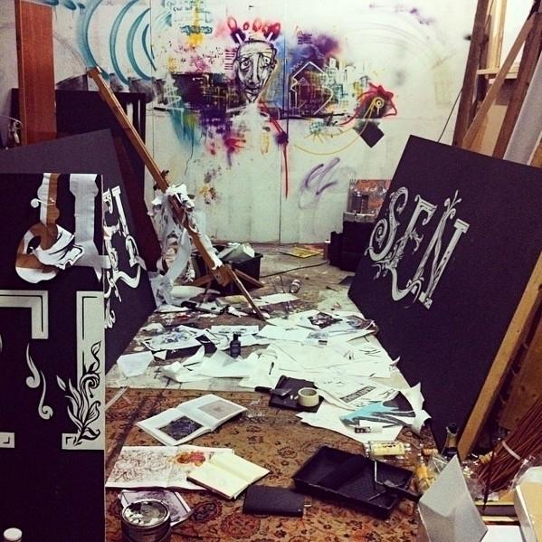Studio vibes 11m sign Theatre D - femsorcell | ello