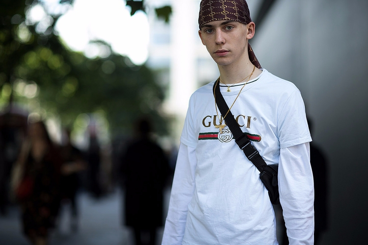Street Style. London. Gucci hon - pjsmith | ello