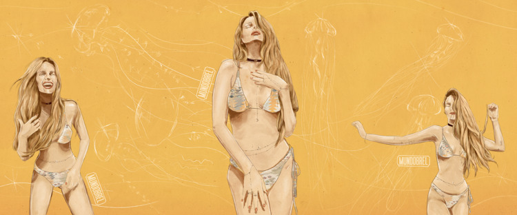 Yasmin • Mundobrel - illustration - mundobrel | ello