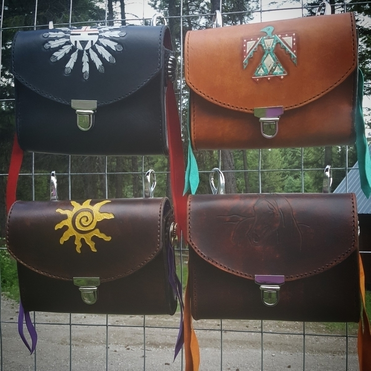 Adventure bags heading world!!  - thebuckingmare | ello