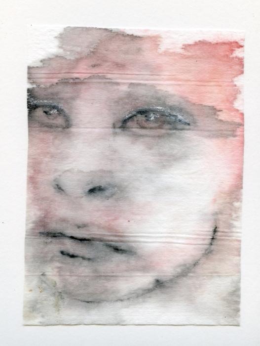 Painted wet handkerchief - smadari | ello
