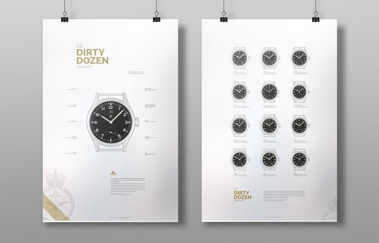 watch posters progress  - design - vincent_danova | ello