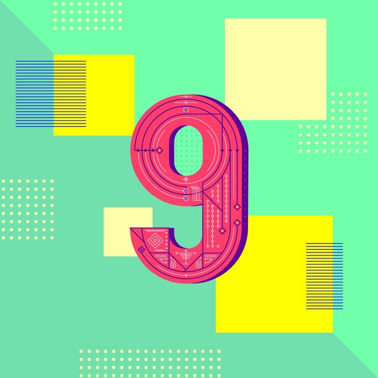 36 Days Type | 3rd Edition 9 - juan_corredor | ello