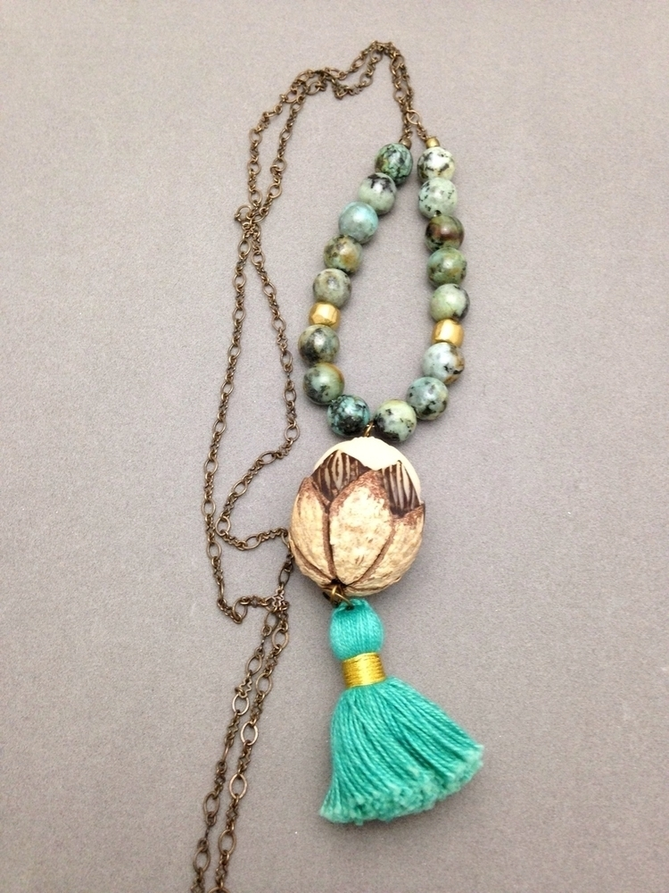 African turquoise form jasper m - soulluvshop | ello