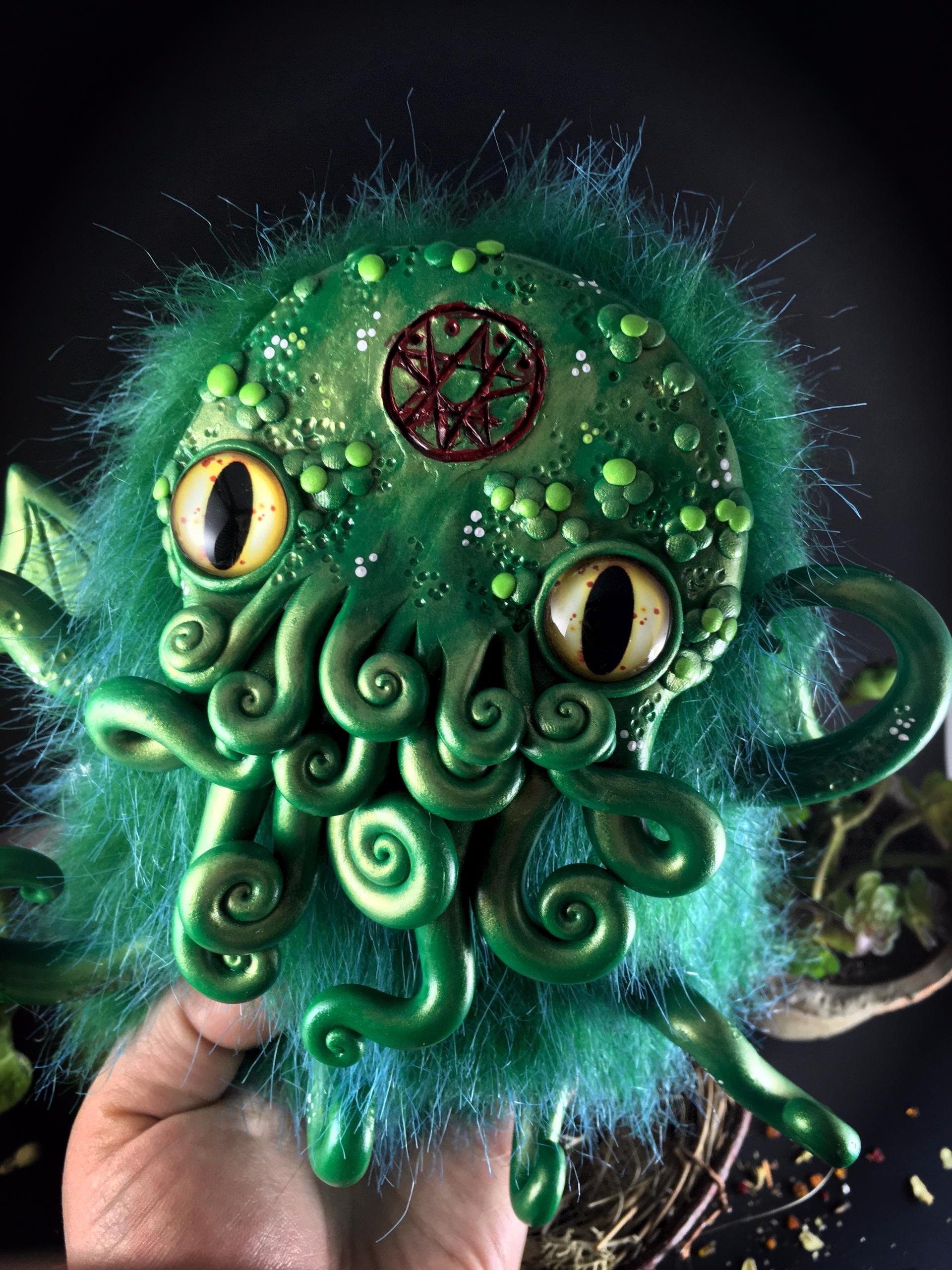 favourite monster growing oppor - caryscuttlefish | ello