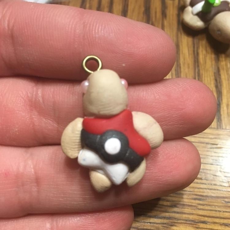 Pokeshell - pokemon, charm, turtle - jainilla | ello