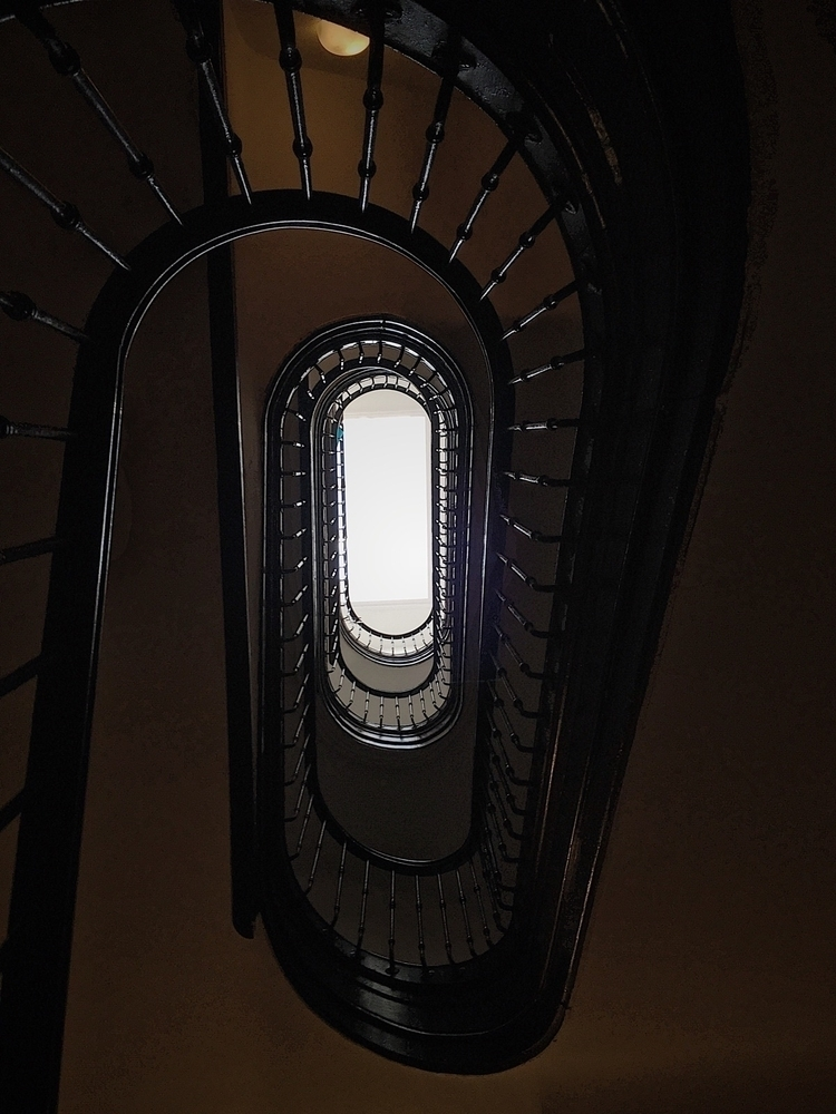 Helical stairs home sweet - photography - oitenta | ello