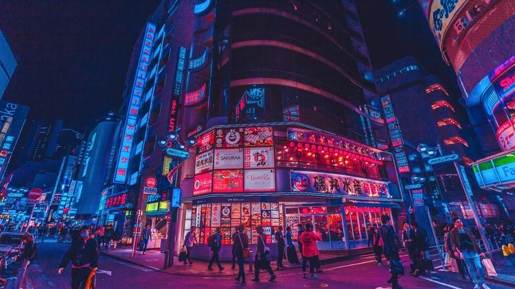 SHIBUYA,TOKYO - benjaminhung | ello