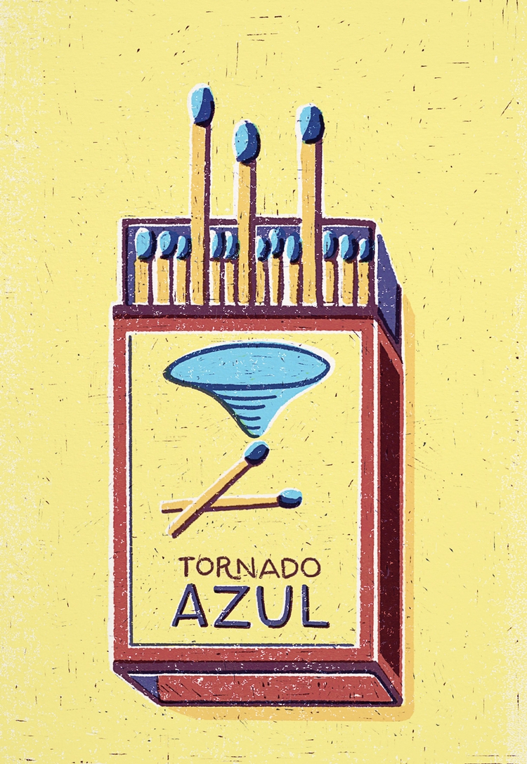 Editorial illustration Brazilia - augsutozambonato | ello