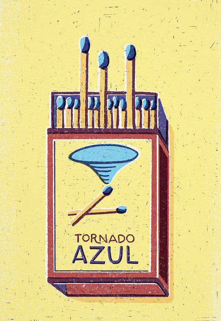Editorial illustration Brazilia - augsutozambonato | ello