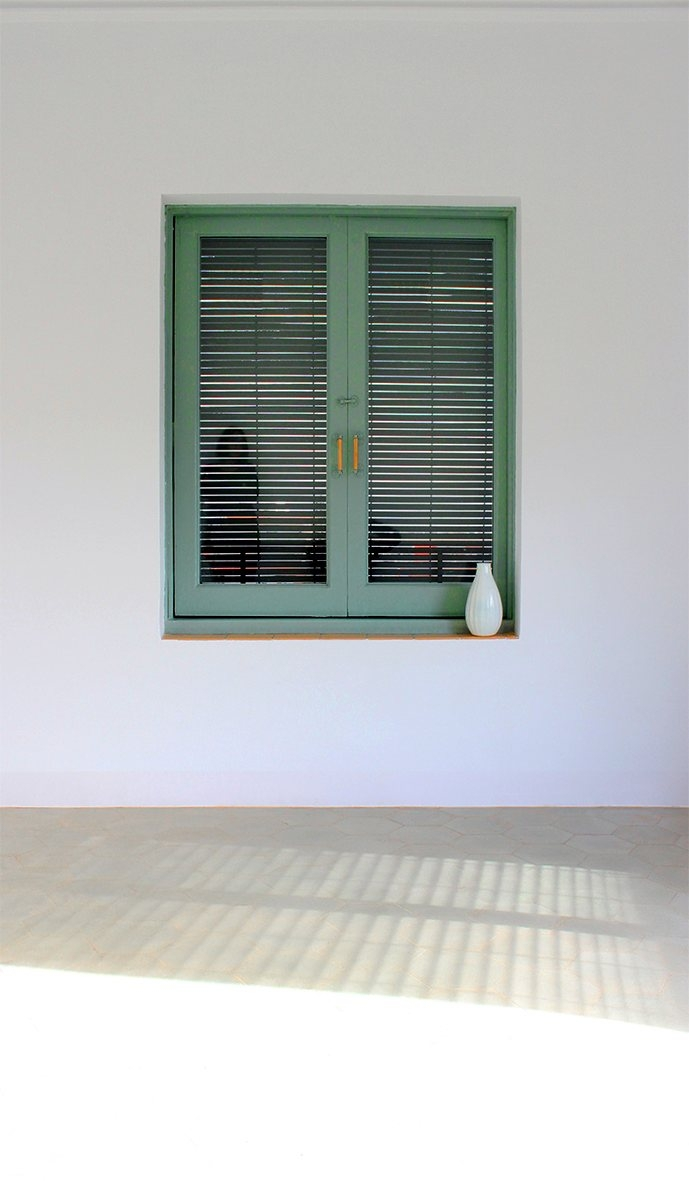 Window wood blinds. Acàcies LoC - upinteriors | ello
