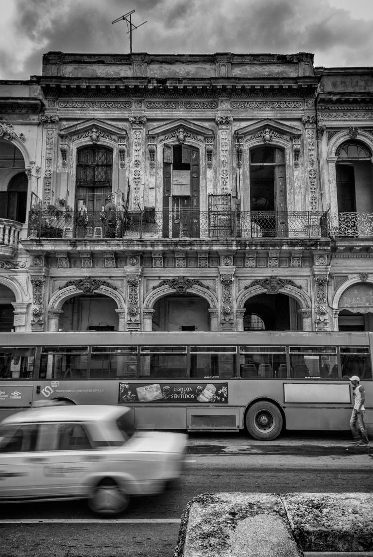 main street layers - Habana, Cuba - christofkessemeier | ello