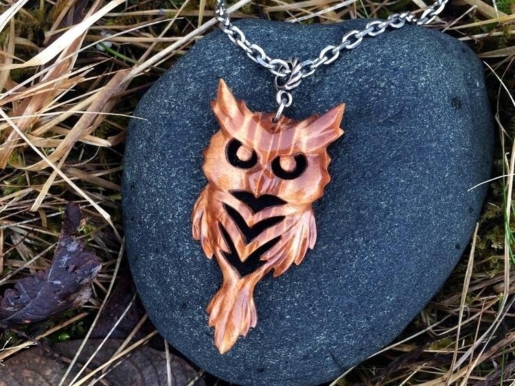 handmade wooden owls shop - owl - jonasolsenwoodcraft | ello
