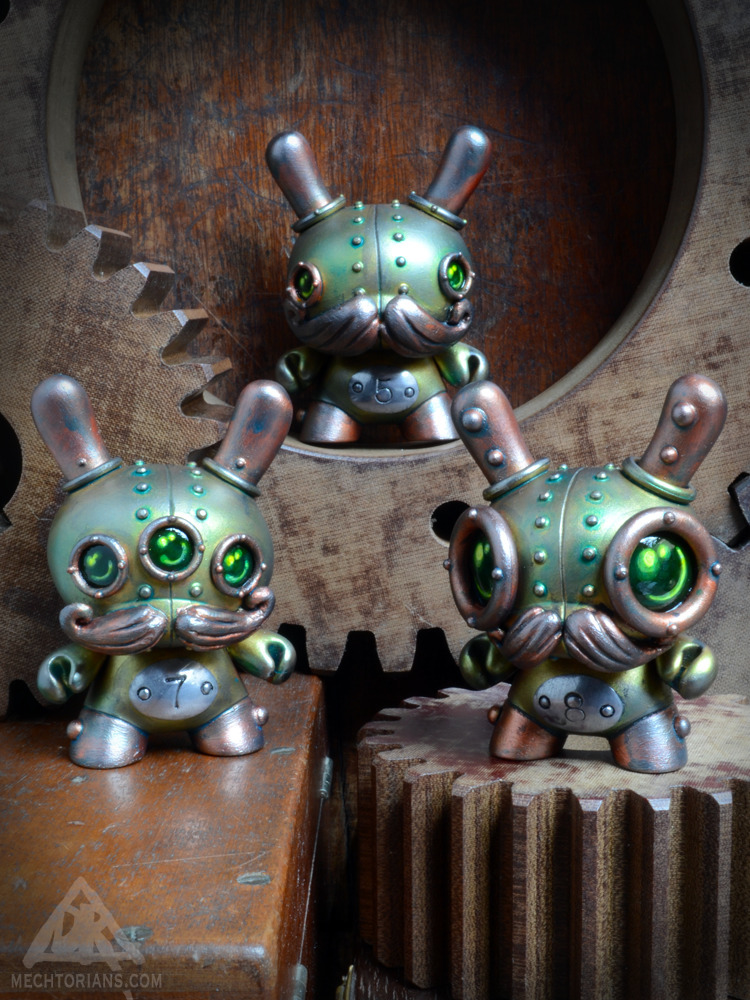 custom Dunnys headed Patreon Di - doktor_a | ello