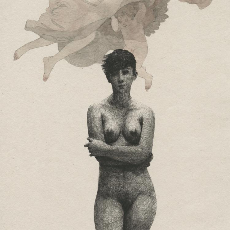 print, drawings - lucong | ello