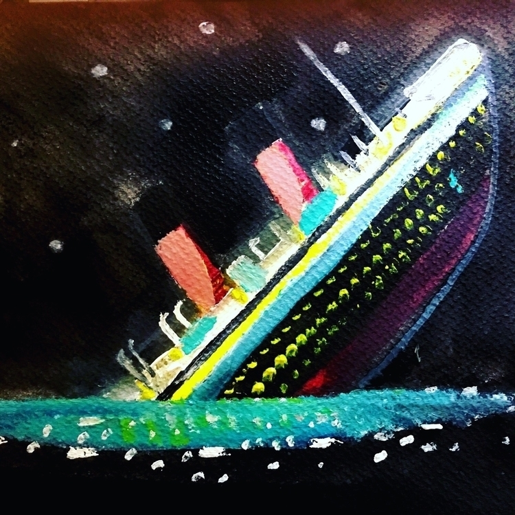 RMS Titanic - rorqvistgroup | ello