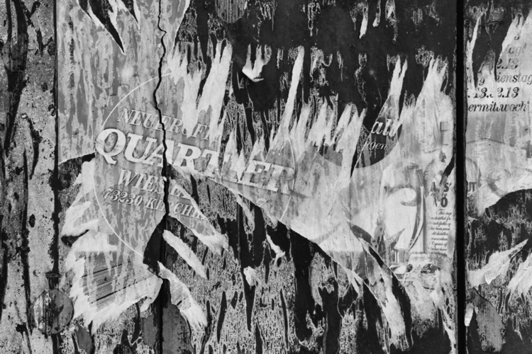 Quartier - photography, typography - marcushammerschmitt | ello