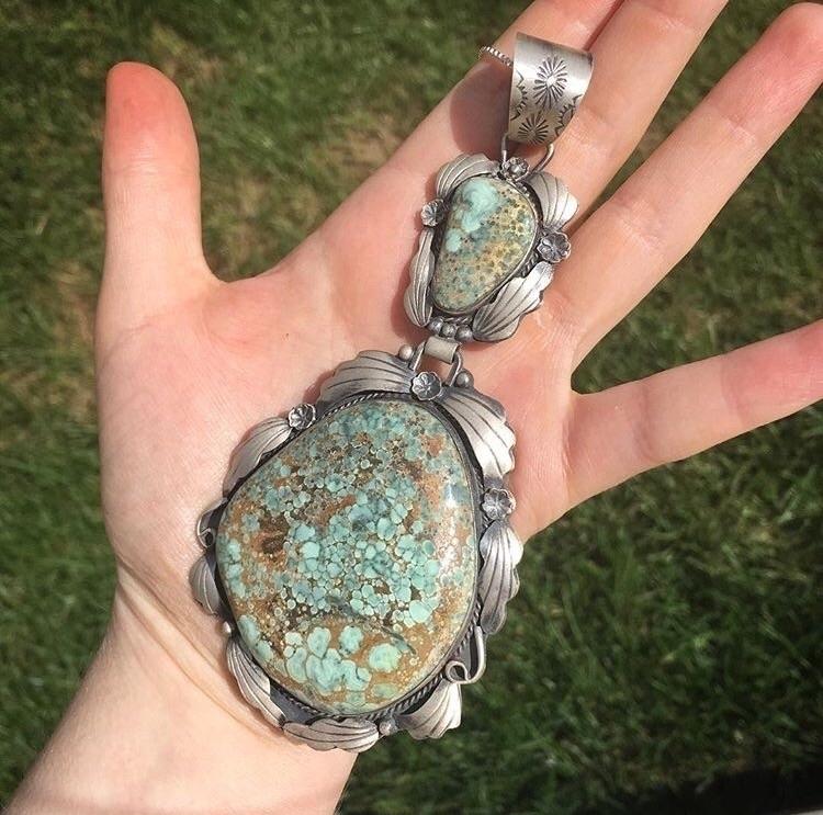 Wow! amazing turquoise jewelry - turquoisecanyon | ello