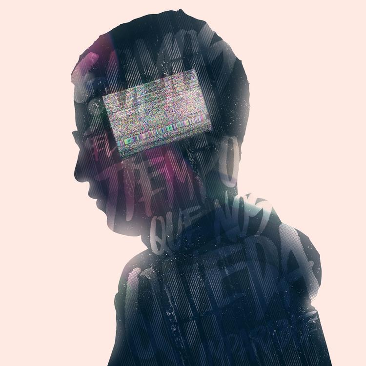 no_signal_3 - Mentevision, art, graphic - mentevision | ello
