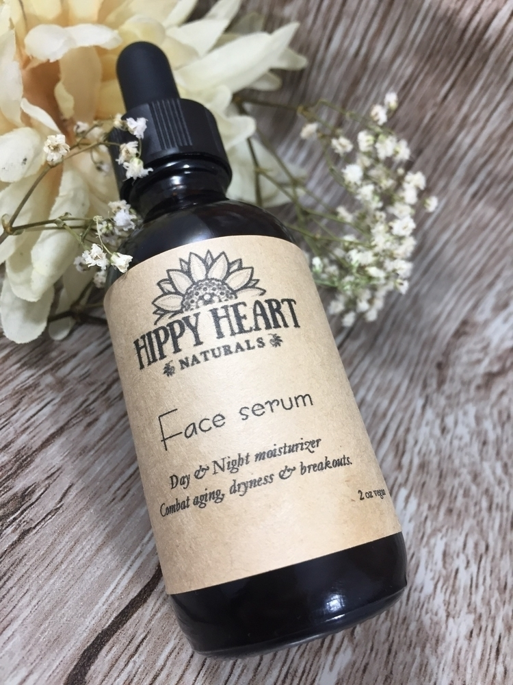 Face serum:sparkles::sunflower - hippyheartnaturals | ello