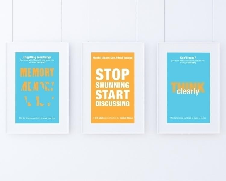 Triptych poster series bringing - natasharodgers | ello