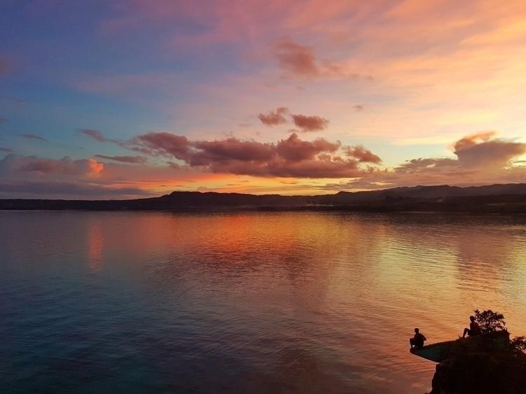 island, bluewaters, whitesand - reenry | ello