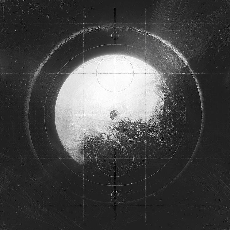 ARCANE COMPASS // collab - photoshop - timsandwick | ello