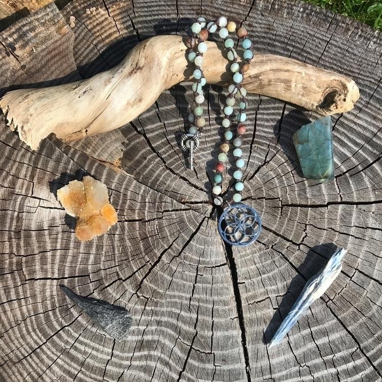 Dainty seed life necklace worki - taysdreamers | ello