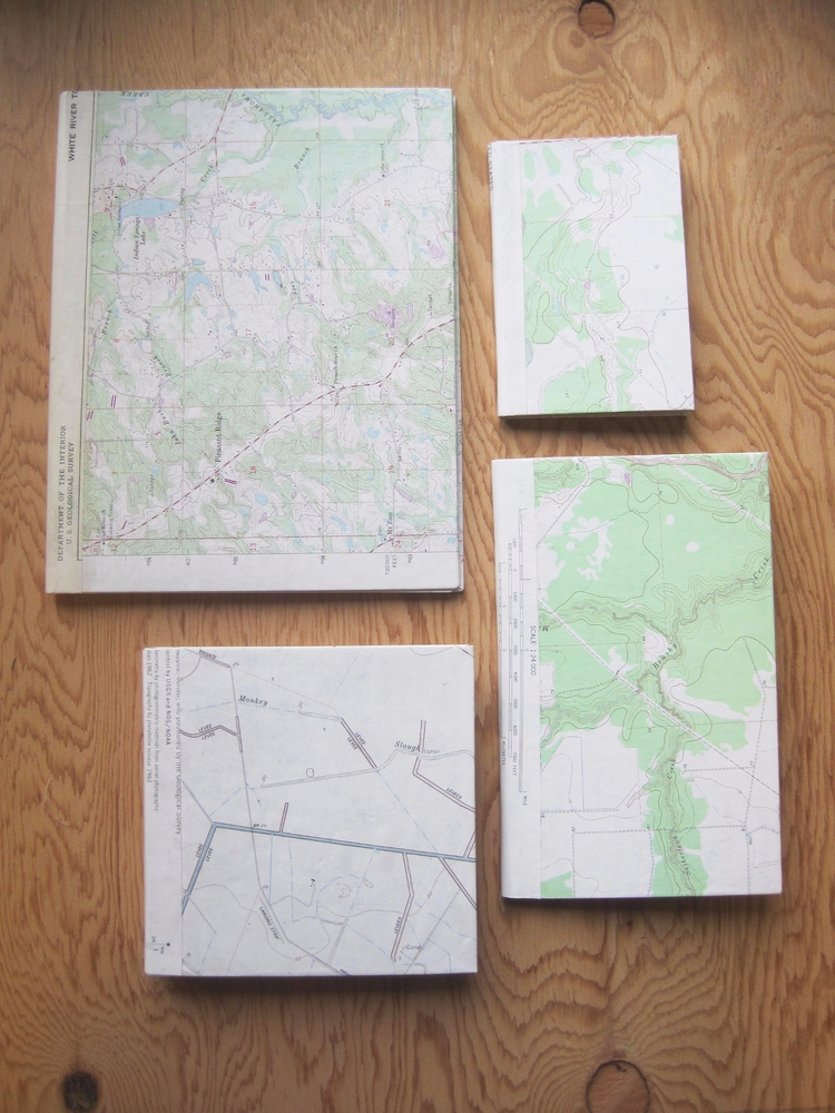 post. map-bound semihard-cover  - markleybooks | ello