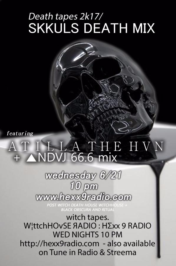 Death tapes 2k17/ SKKULS DEATHM - hexx9   ello