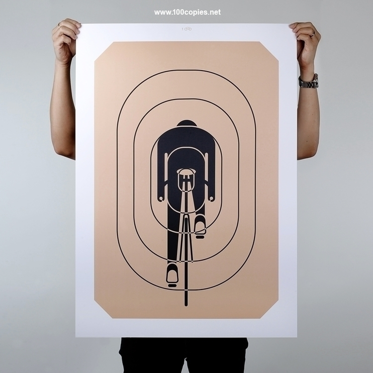 Design 08 - Aim Glory Competiti - 100copies_bicycle_art | ello