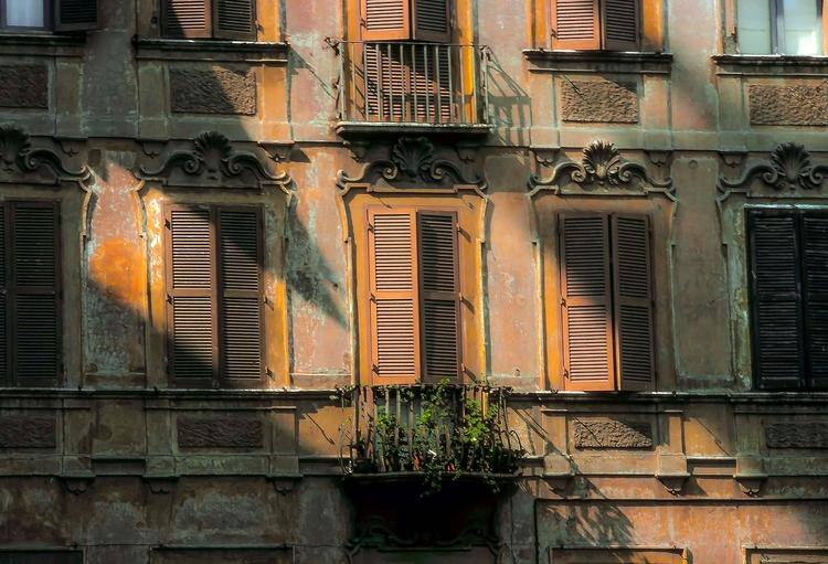 Early morning Rome - seppovaahtera | ello