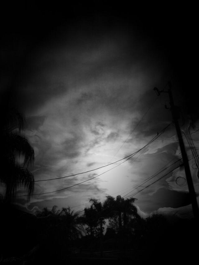 Cloudy Morning Thunderstorms Ap - mikefl99 | ello