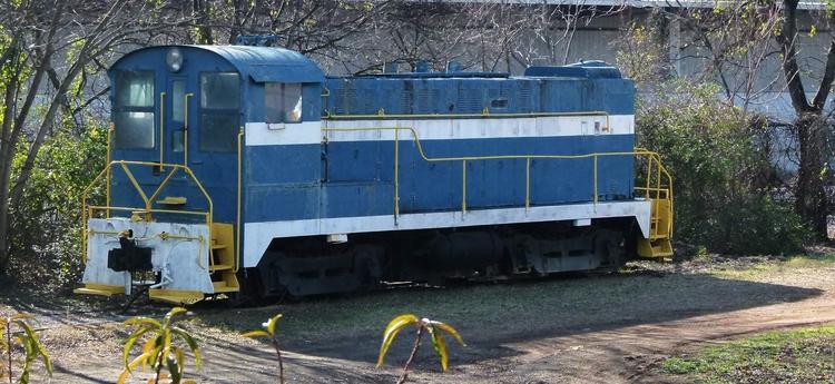 switch engine rolling stock [Sl - oldendaze | ello