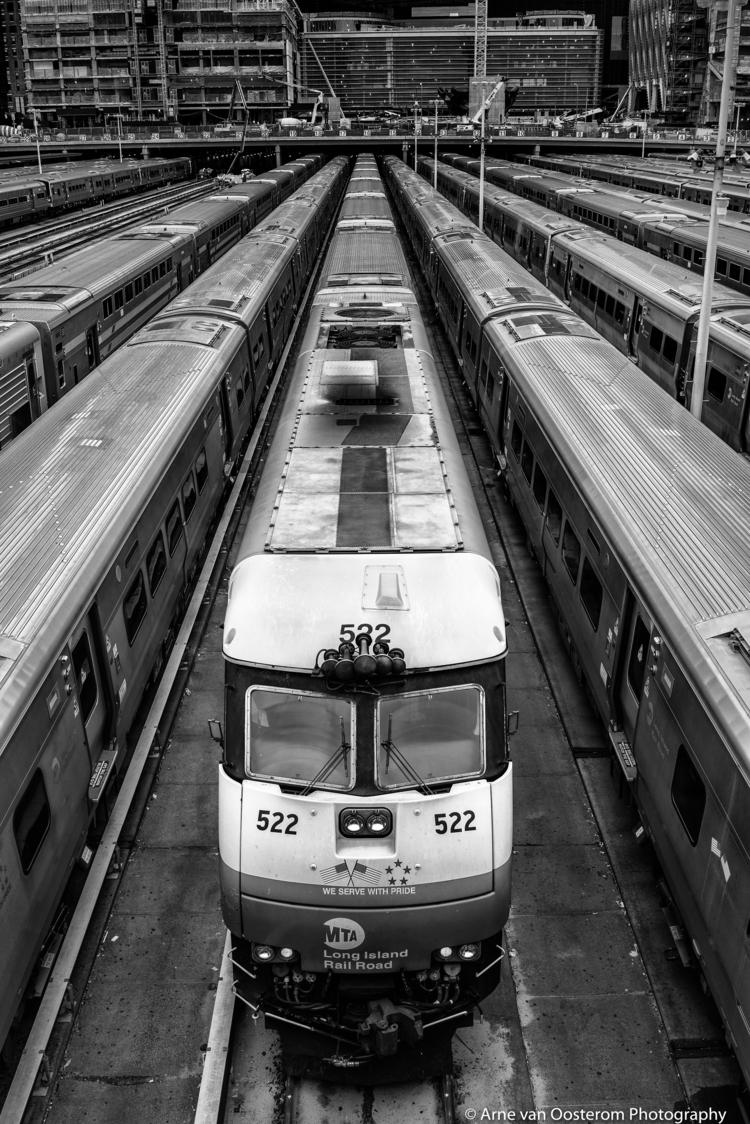 Trains York City - documentaryphotography - arnevanoosterom | ello
