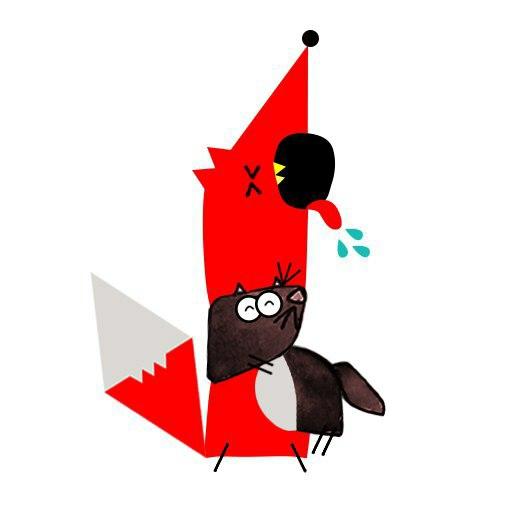 cute illustration - khanomsin | ello