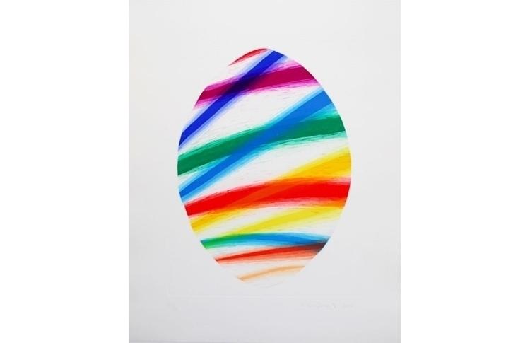 Print - signed :rainbow:#rainbo - ellothrift | ello