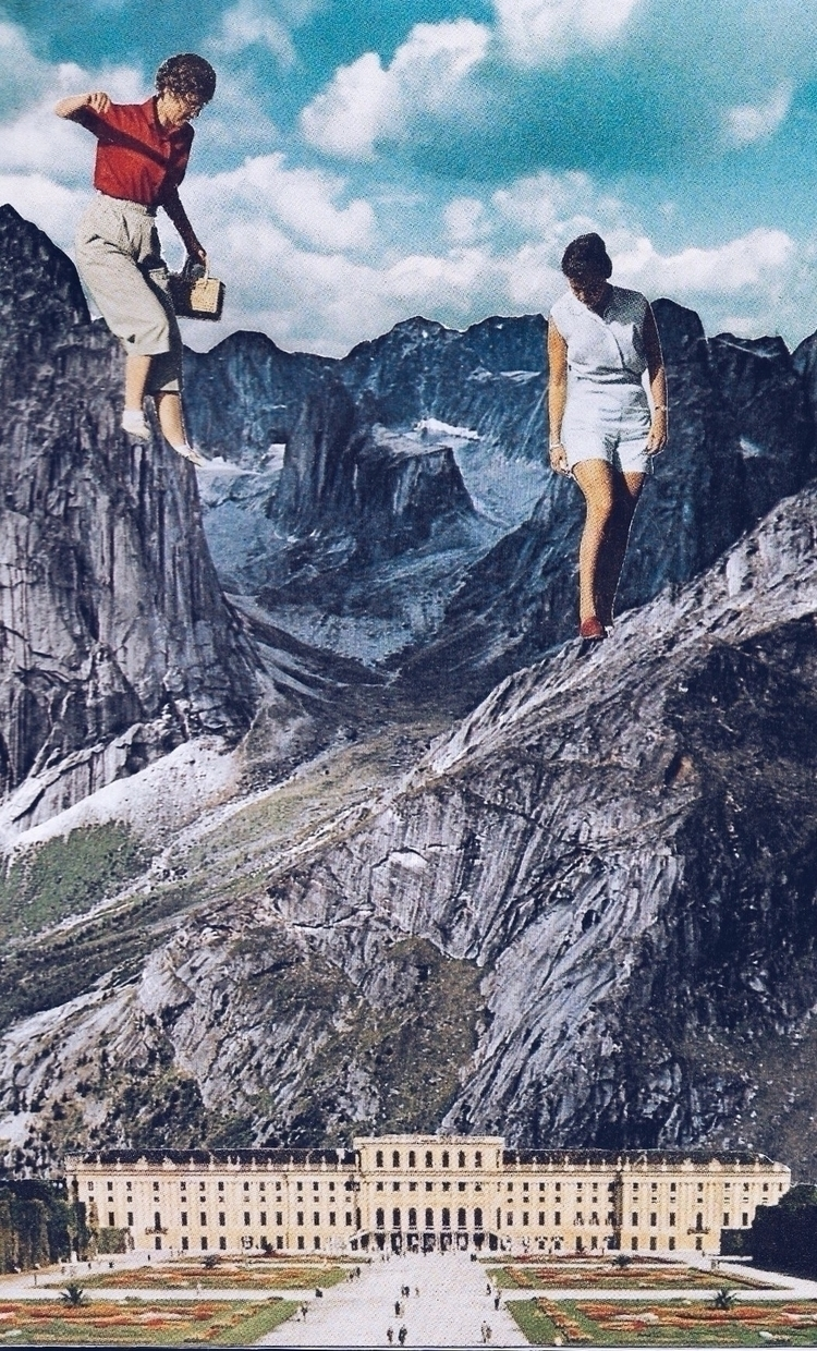 collage, collageart - alexgarces | ello