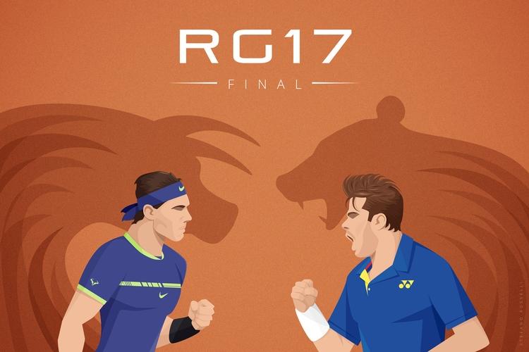 Bull Bear | Roland Garros 2017  - sr21 | ello