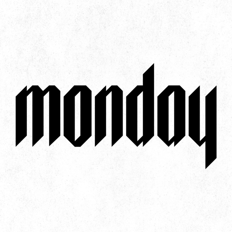 Making letters Monday - illustration - rigourstudio   ello