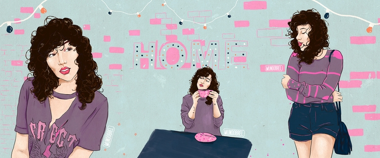 Bruna Vieira • Mundobrel - illustration - mundobrel | ello