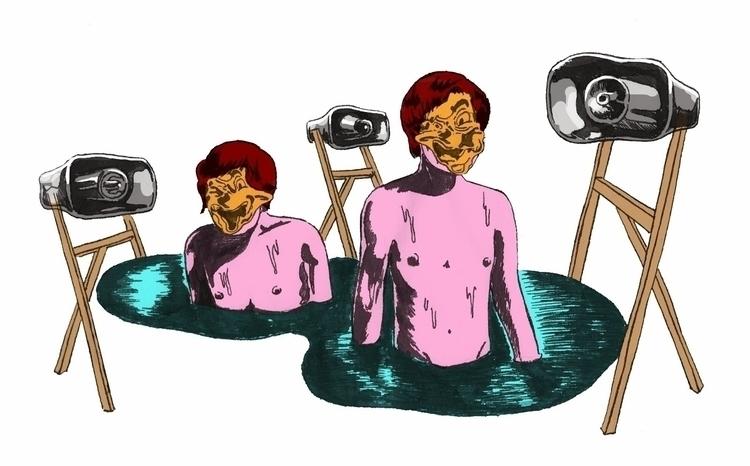 dessin de Gilles Lepore pour 20 - hektokilo   ello