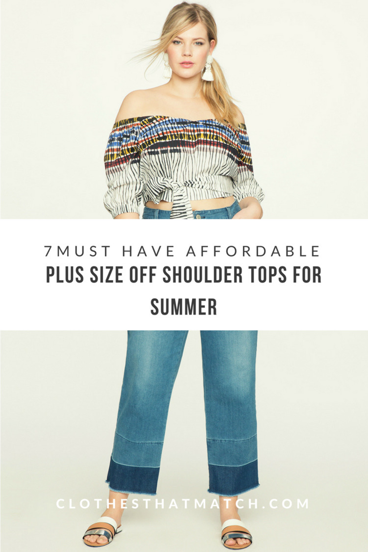 Top 7 affordable shoulder tops  - clothesthatmatch | ello