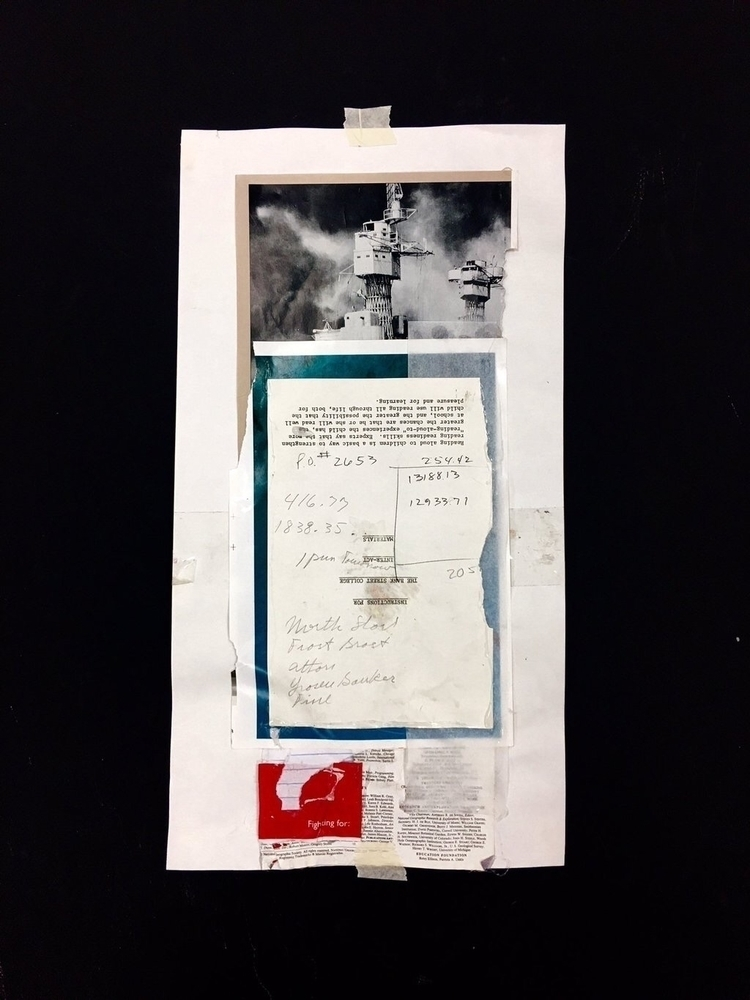 SERIES / MW - collage, design, graphicdesign - madivevo | ello