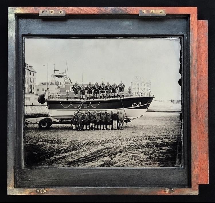Margate RNLI Lifeboat Volunteer - jacklowe | ello