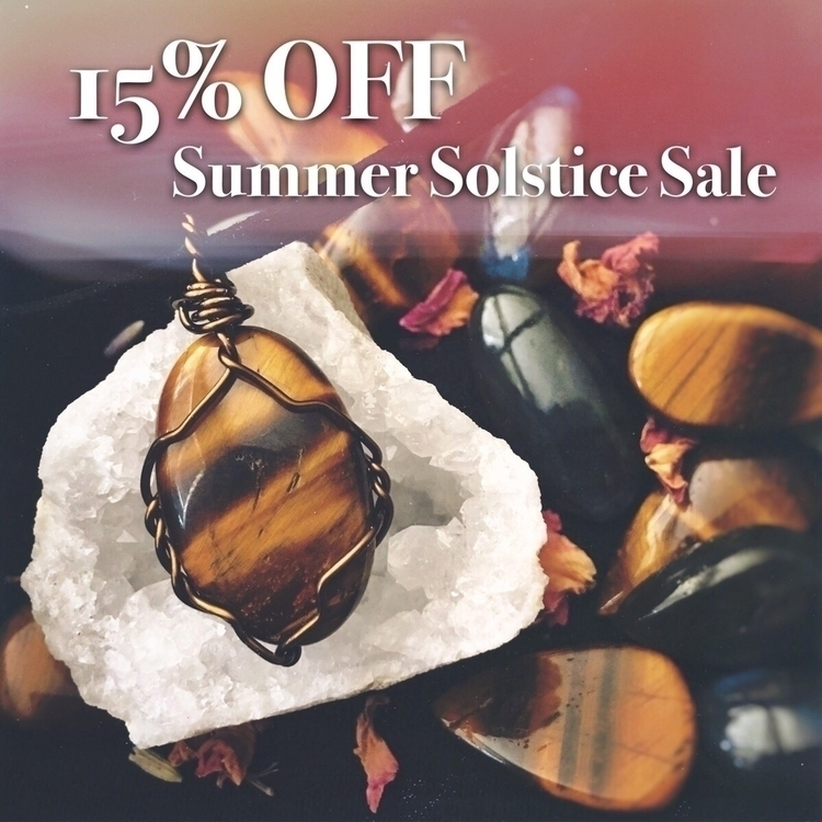 Ello loves! Give 15% necklaces  - naturelovedesign | ello