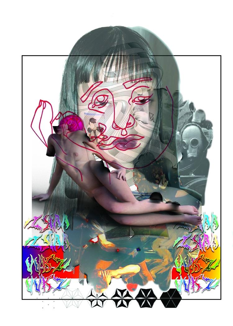 newmediaart, digitalart - tu_ukz | ello